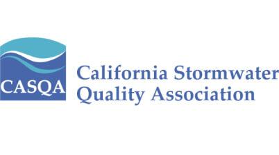 Logo for California Stormwater Quality Association