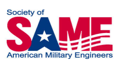 Logo for Society of American Military Engineers