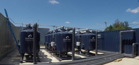 PCC LPC WATER TREATMENT SYSTEM